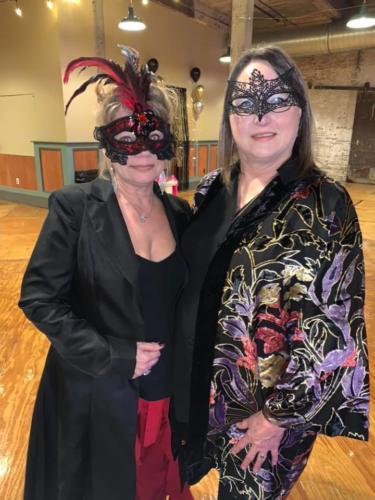 Cheryl & Liddi