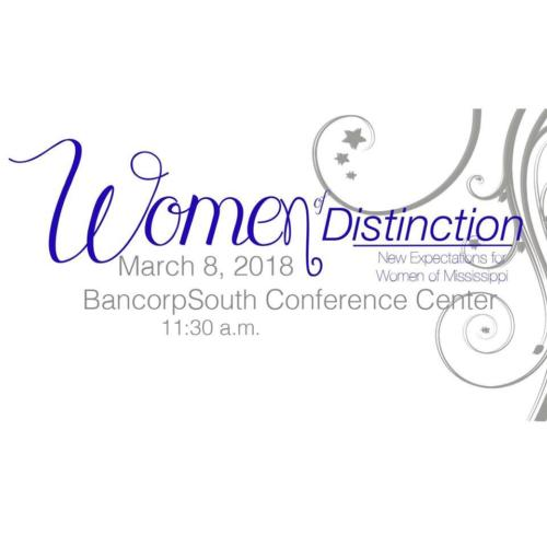Women of Distinction 2018